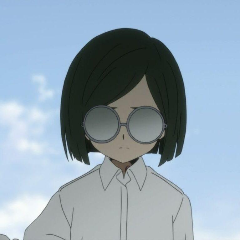 アニメ「約束のネバーランド」3話 ギルダ